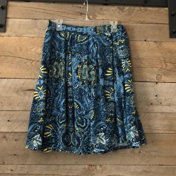 LuLaRoe Dresses & Skirts - LulaRoe Skirt L